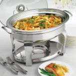 Tramontina 3.9 Litre Chafing Dish Stainless Steel