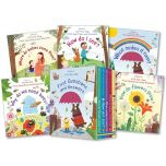 Usborne Lift The Flap First Question And Answer 5 Book Set