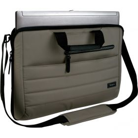 """Targus Pewter Slipcase 15.6"""" Laptop Bag"""
