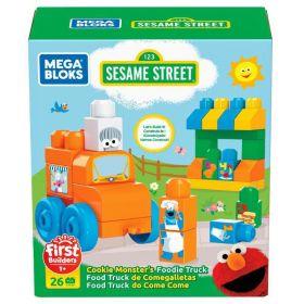 Mega Bloks Sesame Street Food Truck