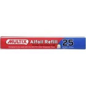 Multix Alfoil Refill 25M