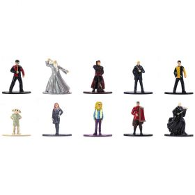 Harry Potter Licensed Nano Metal Figures 20pk or Cake Topper Display