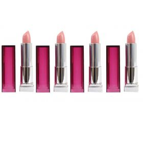 4 X Maybelline Color Sensational Lipstick Born With it 015