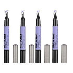 4 X Maybelline New York Master Camo Color Correcting Pen 20 Blue