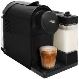 Grinders Caffitaly cafe Coffee Machine Black S24 Bundle