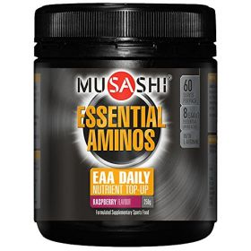 Musashi Essential Aminos 250g Raspberry