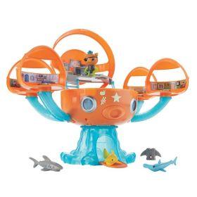 Fisher Price Octonauts Octopod Shark Adventure Playset