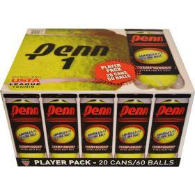 60 x Penn Championship Tennis Balls