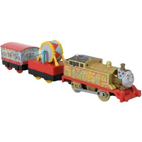 Fisher Price Thomas and Friends Track Master Golden Thomas