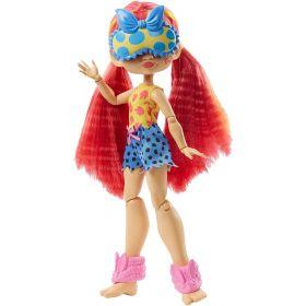 Cave Club Rock 'n Wild Sleepover Emberly Doll