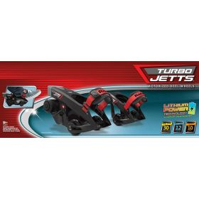 Razor Turbo Jetts Electric Heel wheels