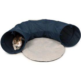 Catit Vesper Cat Tunnel Blue