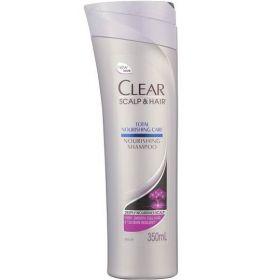 Clear Scalp and Hair Total Nourishing Care Shampoo 350mL