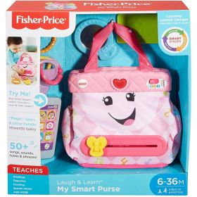 Fisher Price Laugh and Learn My Smart Purs