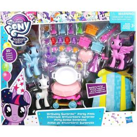 My Little Pony Birthday Surprise Party Pack