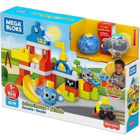 Mega Bloks School House