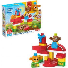 Mega Bloks Animal Farm