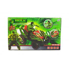R/C Hulk Action Quad Bike