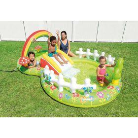 Intex My Garden Pool Play Center
