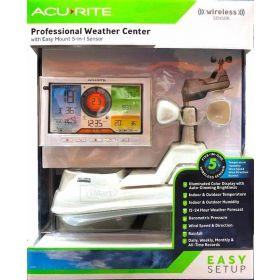 Acurite 5 IN 1 Wireless Professional Weather Station