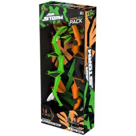 Air Storm Inside-Out Bow Dual Pack