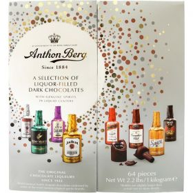 Anthon Berg Liquor Filled Chocolates 64 Pack