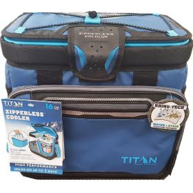 Arctic Zone Titan Zipperless Cooler Bag