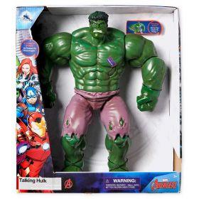 "Avengers Talking Hulk 14"" Action figure Exclusive"