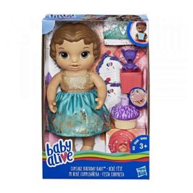 Baby Alive Cupcake Birthday Baby Assorted