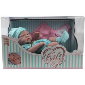 Baby So lovely Lifelike Newborn Baby Boy Doll 15 inch