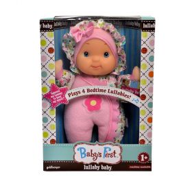 Baby's First Lullaby baby doll