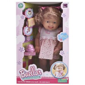 Baellar Baby Ice Cream Doll Playset