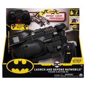 Batman R/C Launch & Defend Batmobile