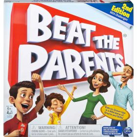 Beat The Parents 2nd New Edition Kids vs Parents with Wacky Challenges