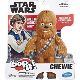 Bop It Star Wars Chewie Edition Game