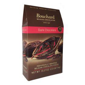 Bouchard Belgian Dark Chocolate 1KG