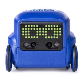 Boxer Interactive A.I. Robot Toy (Blue)