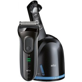 Braun Series 3 ProSkin  Rechargeable  Model 3050cc Shaver