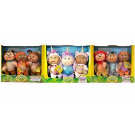 Cabbage Patch Friends Exclusive 9 Mega Pack