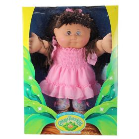 "Cabbage Patch Kids 35th Anniversary 16"" Brown Hair Doll"