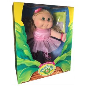 Cabbage Patch Kids 14 inch Kids Pink Frill Dress