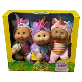 Cabbage Patch Kids 3 Pack Fantasy Friends Collectibles