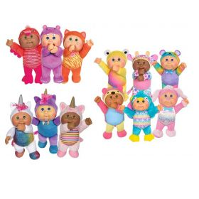 Cabbage Patch Fantasy and Exotic Cuties Assorted