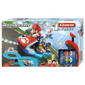 Carrera Mario Kart Slot Car Set