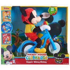 Mickey Mouse Clubhouse Boppin' Bikin' Mickey