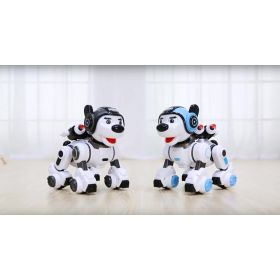 Crazon Remote Control Intelligent Robotic Police Dog