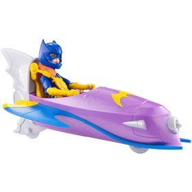 DC Super Hero Girls Batgirl Action Figure with Batjet