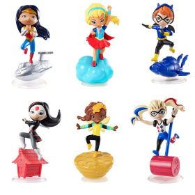 DC Super Hero Girls Collectable Mini Figures