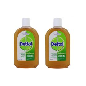 Dettol Antibacterial Disinfectant Liquid Solution 500 ml