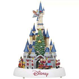 Disney Animated Magic Kingdom Castle Parade Christmas Decoration